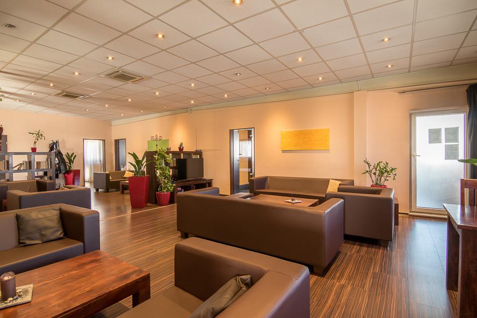 bilder vom ambiente im nyloncafe frechen schlafzimmer duschen nyloncafe. Black Bedroom Furniture Sets. Home Design Ideas